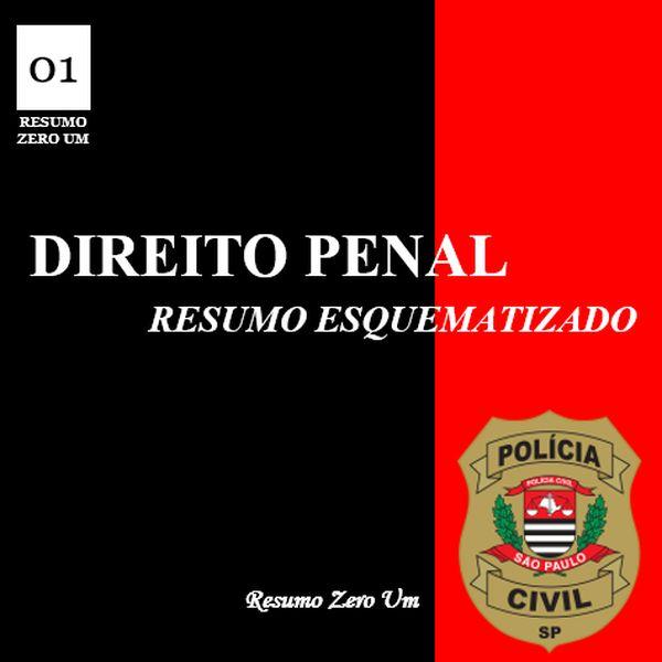 Imagem principal do produto Direito Penal para Agente de Telecomunicações PC/SP