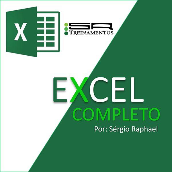Imagem principal do produto Curso de Excel Completo (Do Básico ao Avançado)