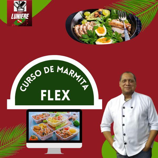 Imagem principal do produto Curso de Marmita FLEX