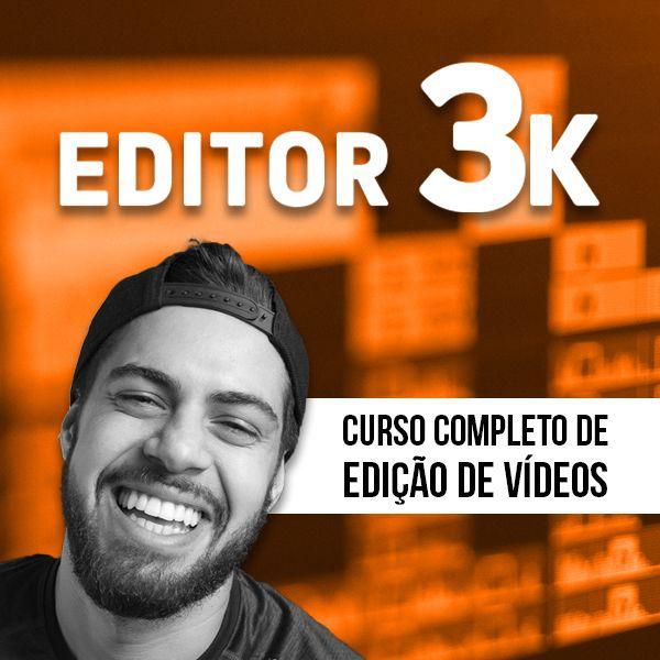 Imagem principal do produto Editor 3K