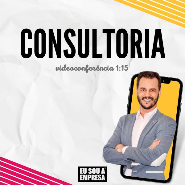 Imagem principal do produto Consultoria videoconferência [1:15] com Cadu Ferreira