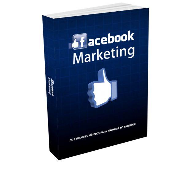 Imagem principal do produto Facebook Marketing