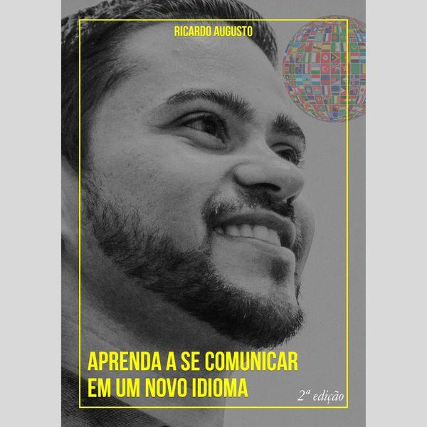 """Imagem principal do produto Livro """"Aprenda a se Comunicar em um novo idioma"""""""