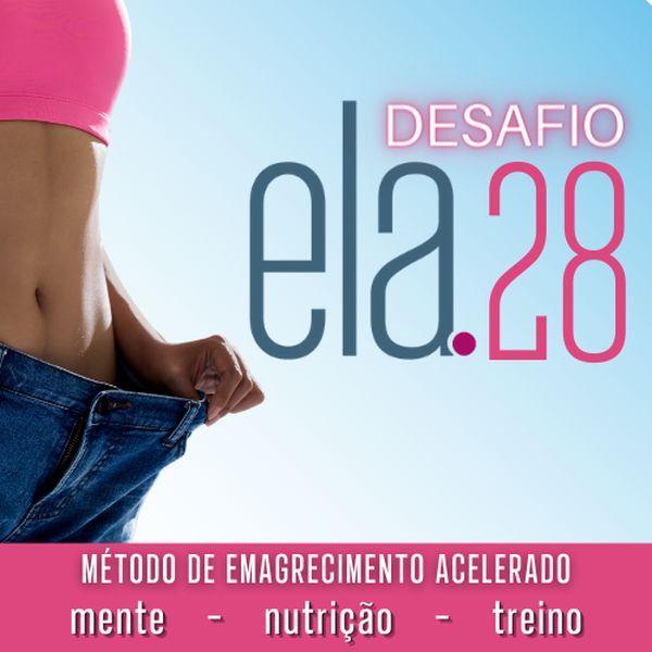 Imagem principal do produto Desafio ELA.28
