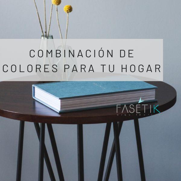 Imagem principal do produto Combinación de colores para tu hogar