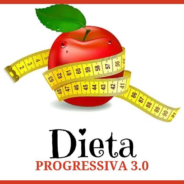 Imagem principal do produto Dieta Progressiva 3.0
