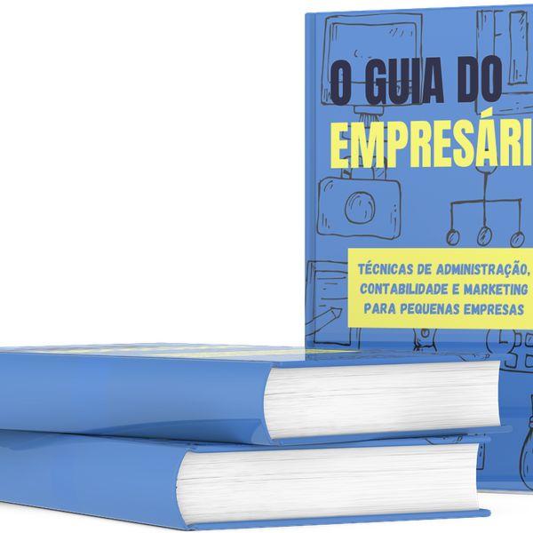 Imagem principal do produto GUIA DO EMPRESÁRIO