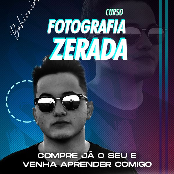Imagem principal do produto Fotografia Zerada