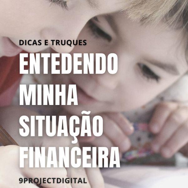 Imagem principal do produto ENTENDENDO MINHA SITUAÇÃO FINANCEIRA