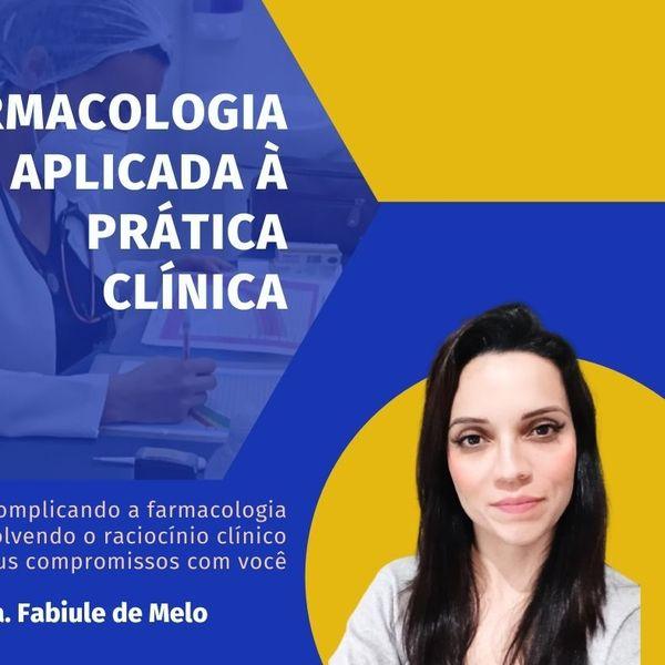 Imagem principal do produto Farmacologia aplicada à prática clínica