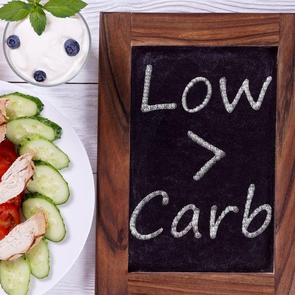 Imagem principal do produto E-book Receitas Low Carb