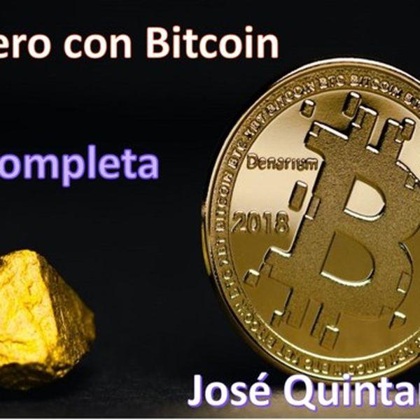 Imagem principal do produto Gana dinero con Bitcoin