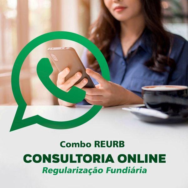 Imagem principal do produto REURB- COMBO CONSULTORIA ONLINE SOBRE REGULARIZAÇÃO FUNDIÁRIA