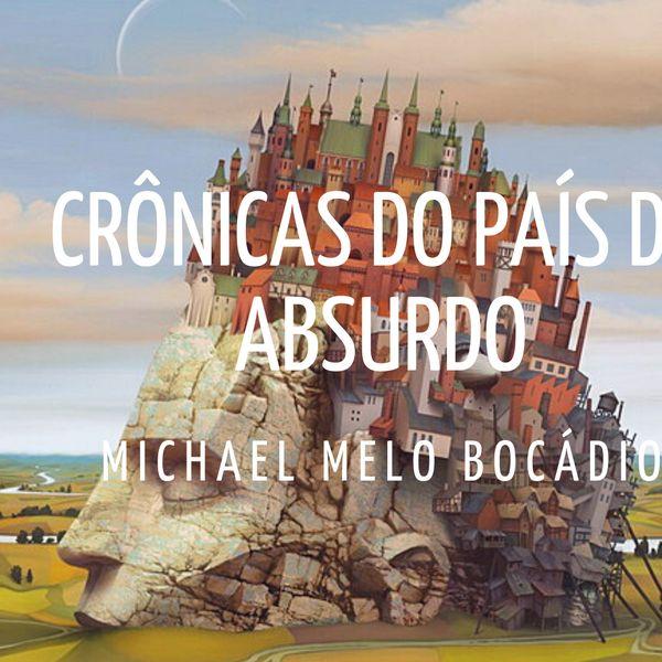Imagem principal do produto CRÔNICAS DO PAÍS DO ABSURDO