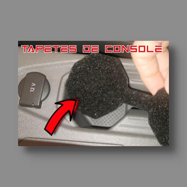 Imagem principal do produto Gabarito de Tapetes de Console - Novo Polo/Virtus