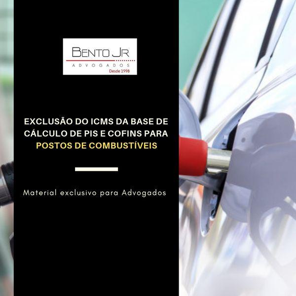 Modelo De Petição Exclusão Do Icms Da Base De Pis E Cofins Para Postos De Combustíveis Gilberto Bento Jr Learn A New Skill Ebooks Or Documents