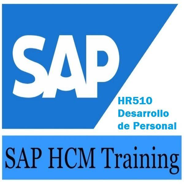 Imagem principal do produto Curso SAP HCM HR510 Desarrollo de Personal Configuración General 2021