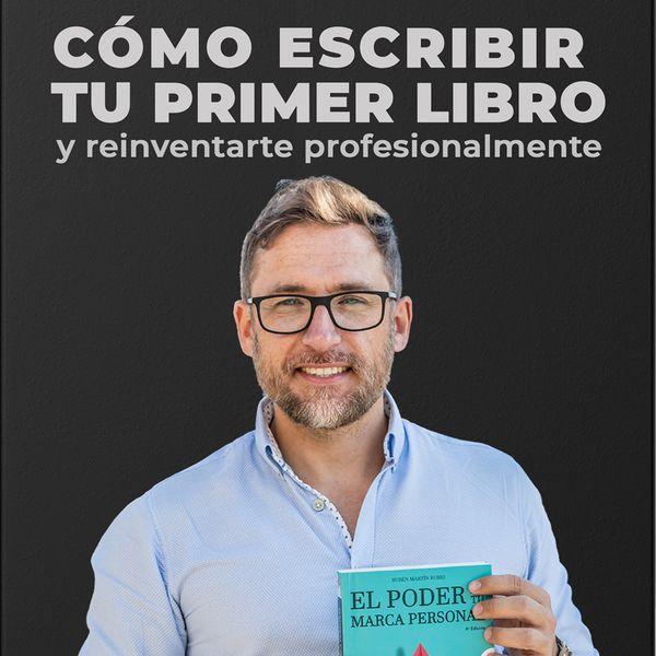 Imagem principal do produto Cómo Escribir tu Primer Libro y Reinventarte Profesionalmente