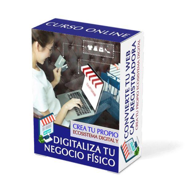 Imagem principal do produto 🖥 Digitaliza tu negocio físico 🚀