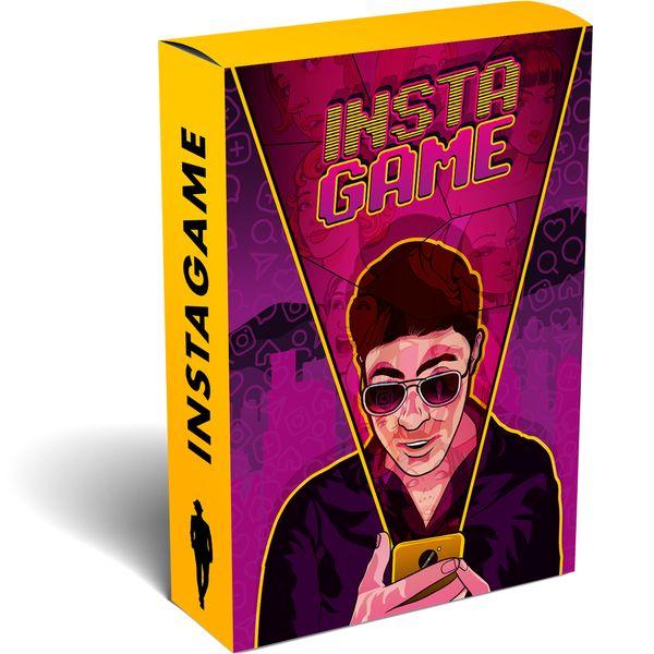 Imagem principal do produto Instagame