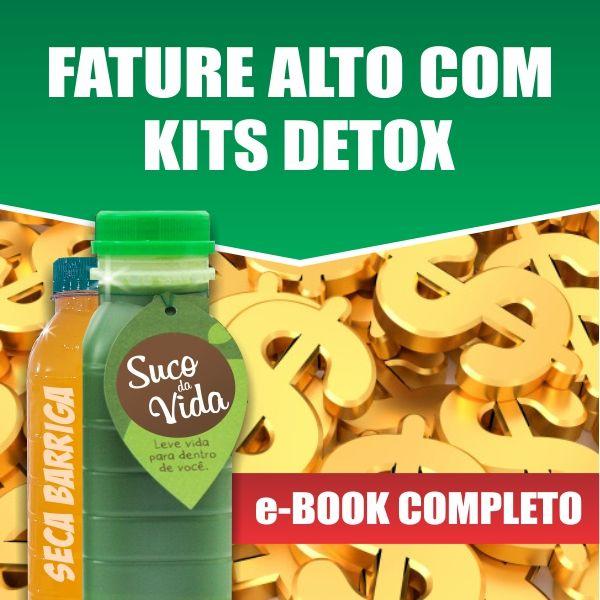 Imagem principal do produto Fature Alto com Kits Detox