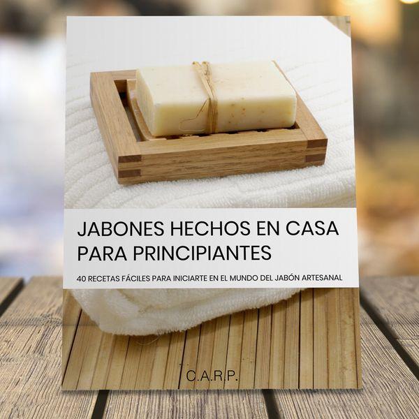 Imagem principal do produto Jabones Hechos en Casa Para Principiantes