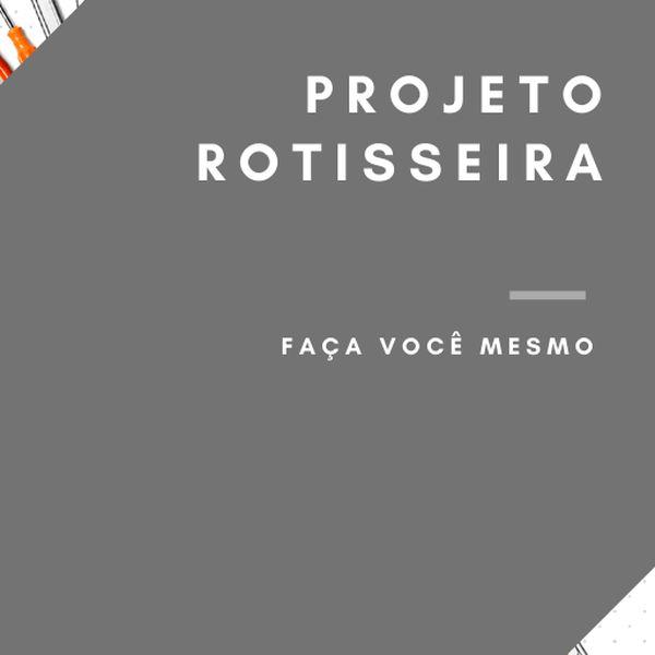 Imagem principal do produto FAÇA VOCÊ MESMO Rotisseira