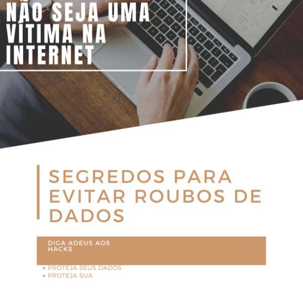 Imagem principal do produto COMO PREVINIR ROUBOS DE INFORMAÇÕES PELA INTERNET