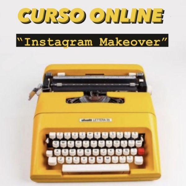Imagem principal do produto Instagram Makeover