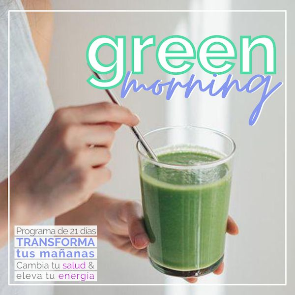 Imagem principal do produto Green Morning!