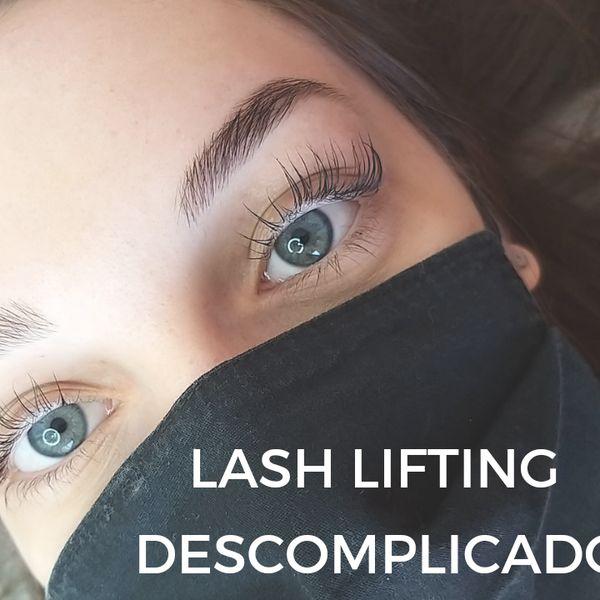 Imagem principal do produto Lash Lifting Descomplicado