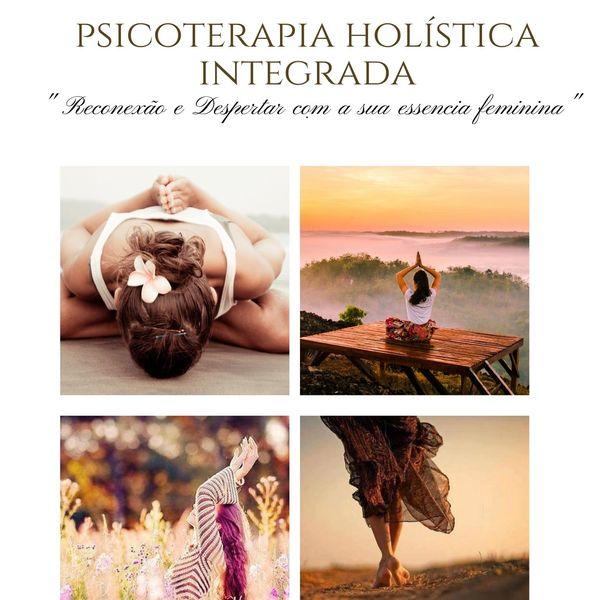 Imagem principal do produto Curso Online Psicoterapia Holística Integrada