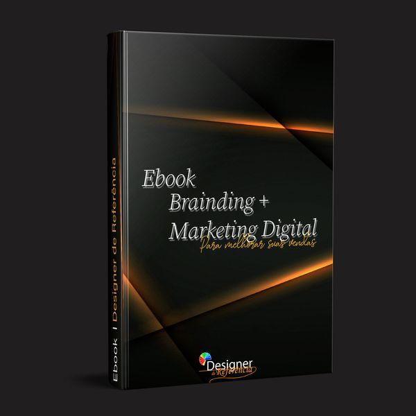 Imagem principal do produto Ebook Estratégias de Brainding + Estratégias de Marketing Digital