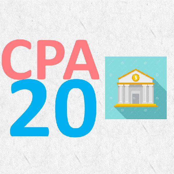 Imagem principal do produto CPA 20. Curso Prático + Questões