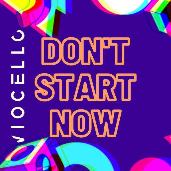 Imagem principal do produto Arranjo Musical - Don't Start Now - Dua Lipa