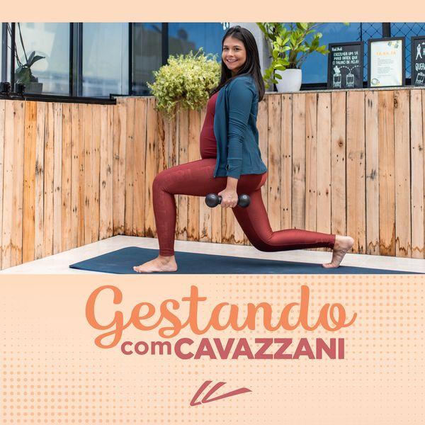 Imagem principal do produto Gestando com Cavazzani