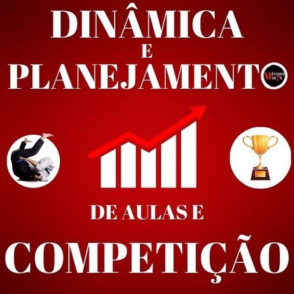 Imagem principal do produto DINÂMICA  E PLANEJAMENTO DE AULAS E COMPETIÇÃO