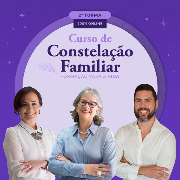 Imagem principal do produto T01 - Curso de Constelação Familiar: Formação para a vida