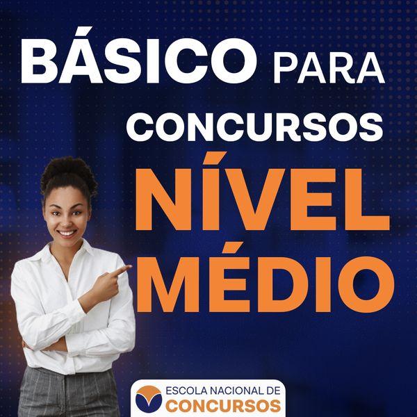 Imagem principal do produto BÁSICO NÍVEL MÉDIO