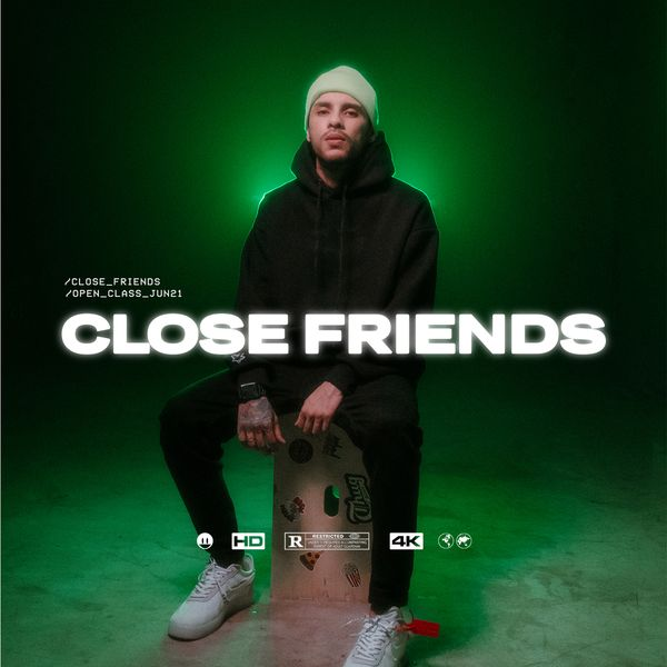 Imagem principal do produto CLOSE FRIENDS X MONOTOSHI