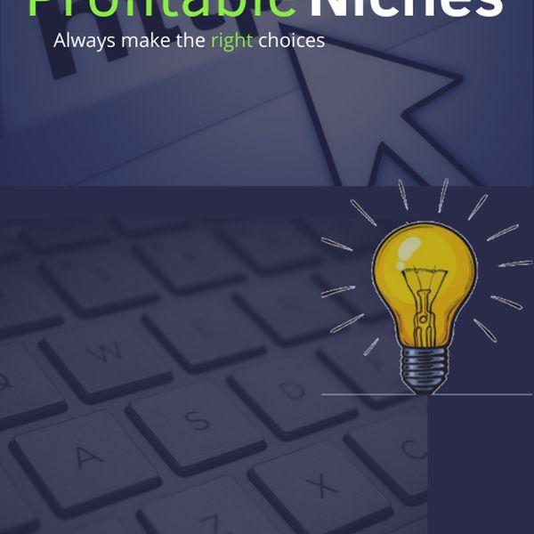 Imagem principal do produto Choose Profitable Niche
