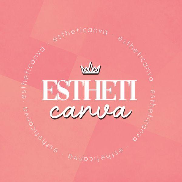 Imagem principal do produto EsthetiCanva - Crie designs estratégicos para a sua estética