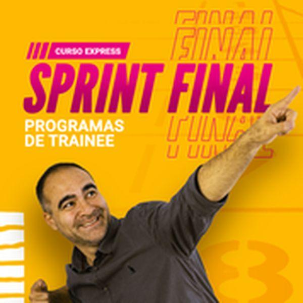 Imagem principal do produto Sprint Final