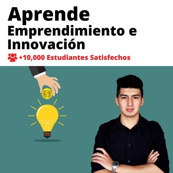 Imagem principal do produto Emprendimiento e Innovación