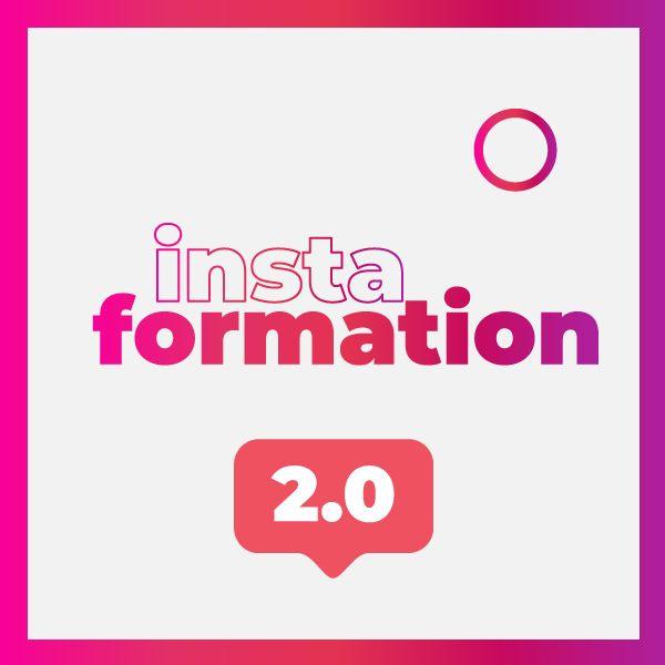 Imagem principal do produto InstaFormation 2.0