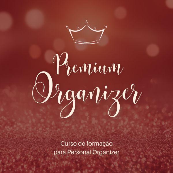 Imagem principal do produto Curso de formação Premium Organizer