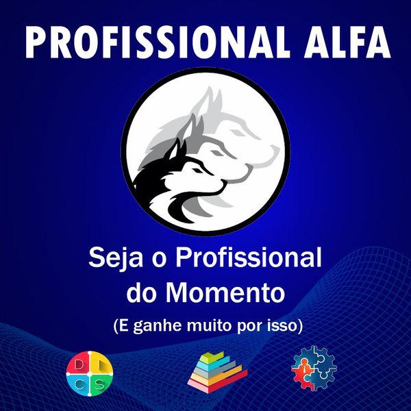 Imagem principal do produto Curso Profissional ALFA