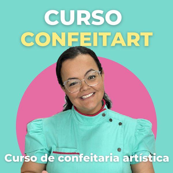 Imagem principal do produto Curso ConfeitArt