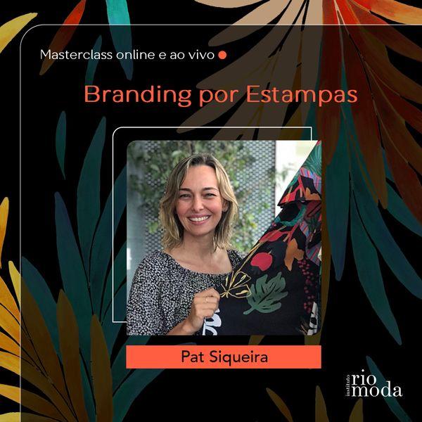 Imagem principal do produto Branding por Estampas