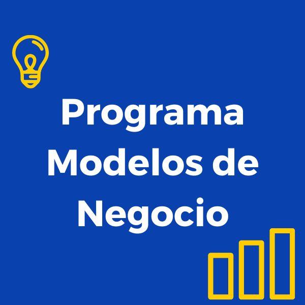Imagem principal do produto Programa modelos de negocio altamente rentables